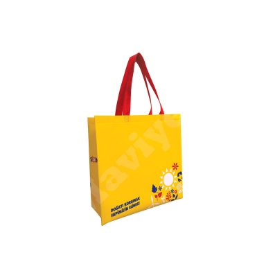 ULTRASONIC WELDED LAMINATED BAG