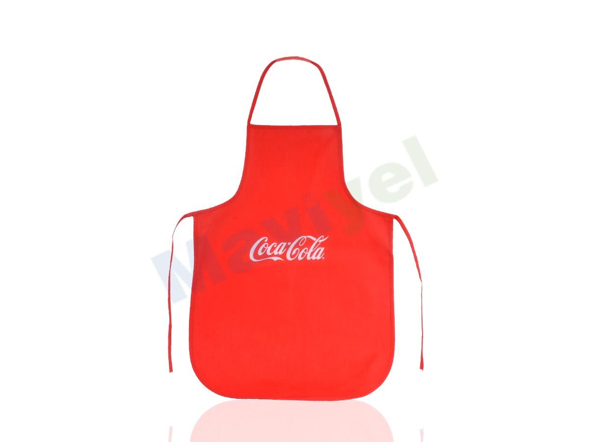 Coca Cola Mutfak Önlüğü