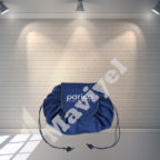 POLYESTER MAKEUP BAG WITH DRAWSTRINGS - PARICO