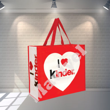 PP WOVEN BAGS – KINDER