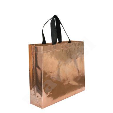 HEAT SEALED METALLIC LAMINATED BAG