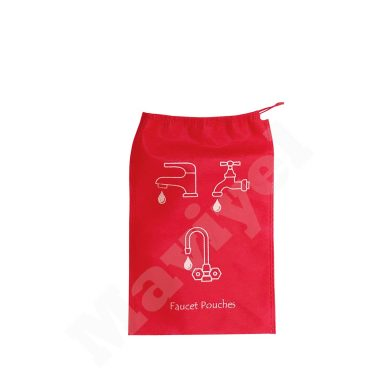 HEAT SEALED NONWOVEN POUCH
