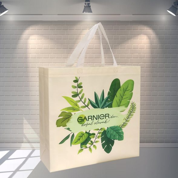 Heat Sealed Shopping Bags